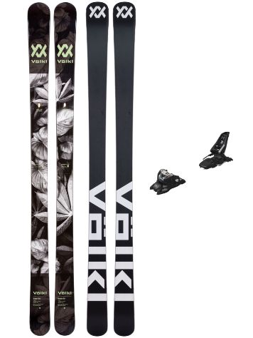 Völkl Bash 86 164 + Squire 11 90mm Blk 2019 Conjunto Freeski