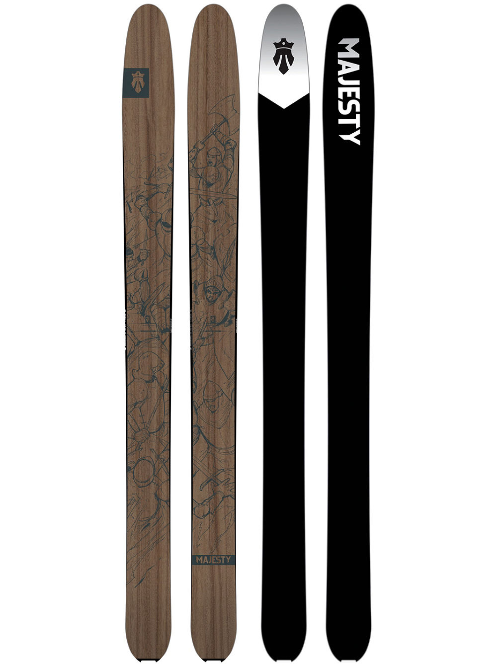Destroyer 182 2019 Ski