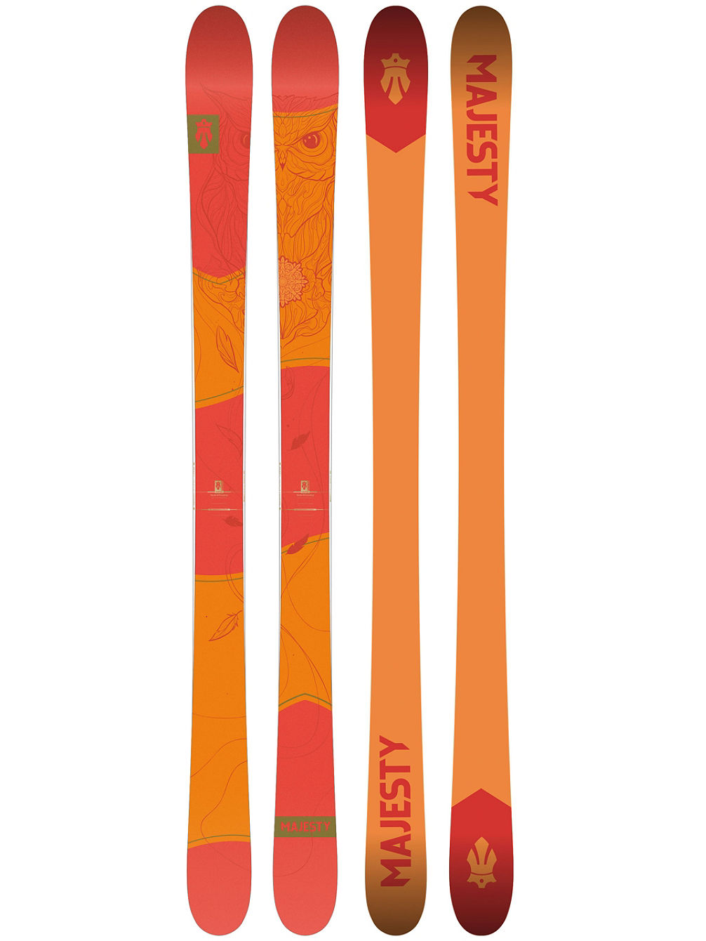 Local Beauty 150 2020 Skis