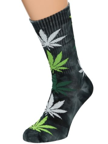 HUF Strain Plantlife Crew Calcetines