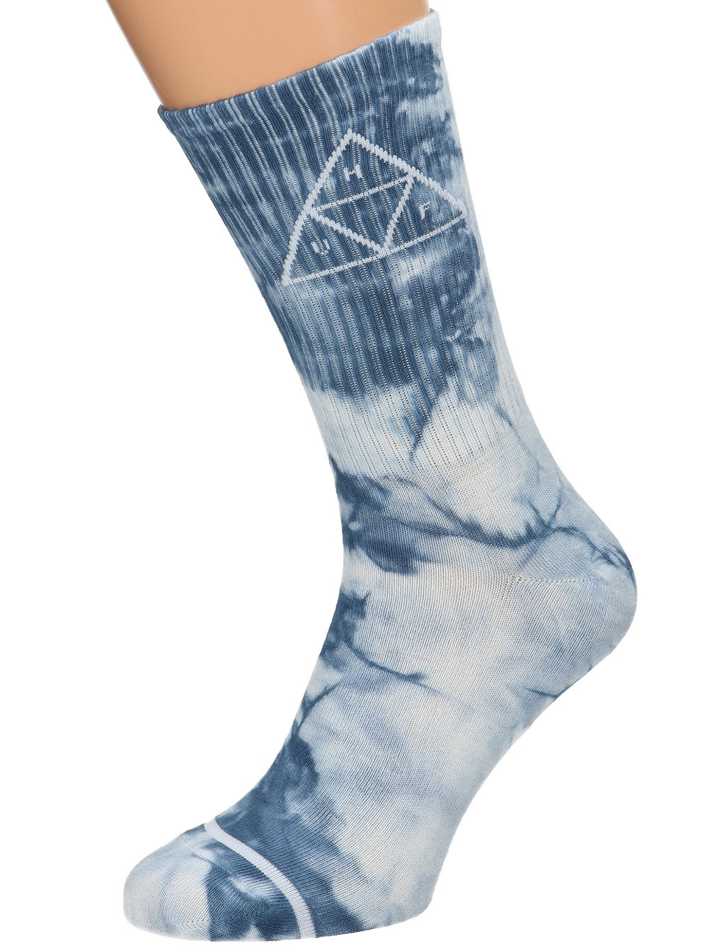 3035366f74f Buy HUF Spot Dye TT Crew Socks online at Blue Tomato