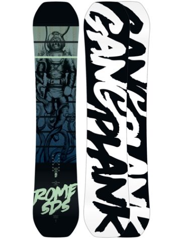 Rome Gang Plank 157W 2019 Snowboard
