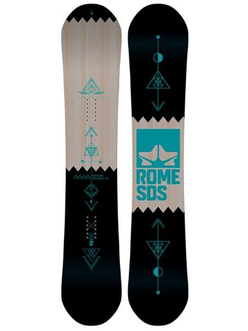 Rome Mechanic 159 2019 Snowboard