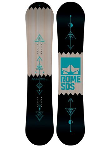 Rome Mechanic 157W 2019 Snowboard