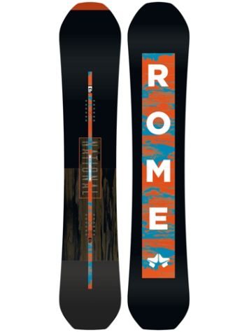 Rome National 167W 2019 Snowboard