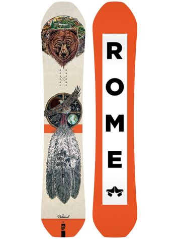 Rome National Bjorn 158 2019 Snowboard