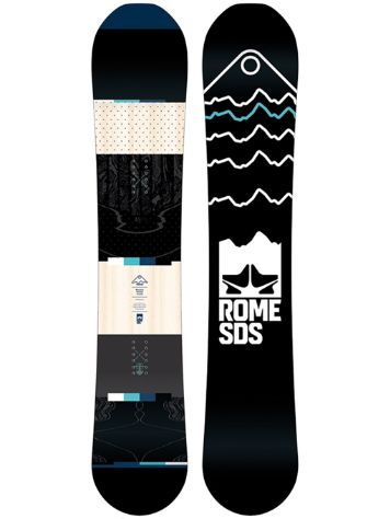 Rome Mountain Division 164W Snowboard