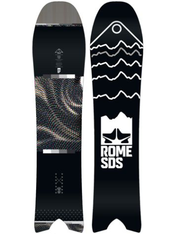 Rome Powder Division Swallow Tail 148 2019 Snowboard