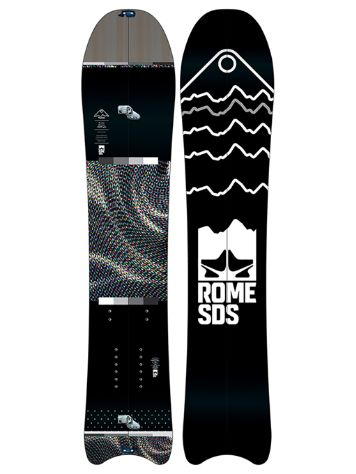 Rome Powder Division Moon Tail 156 2019 Splitboard