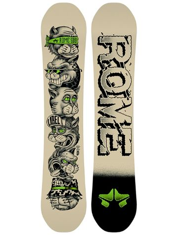 Rome Label 145 2019 Boys Snowboard