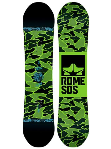 Rome Minishred 120 2019 Boys Snowboard