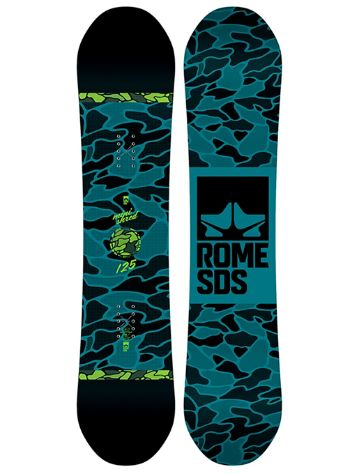 Rome Minishred 125 2019 Snowboard