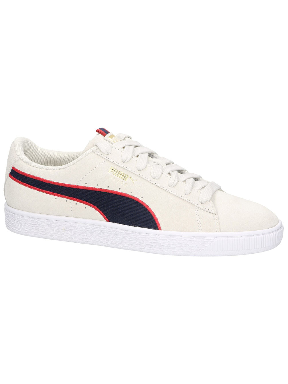 Suede Classic Sport Stripes Sneakers