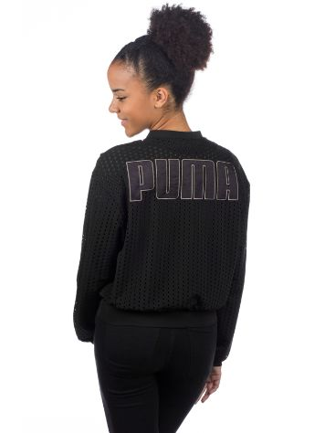 Puma Luxe Track Jacket