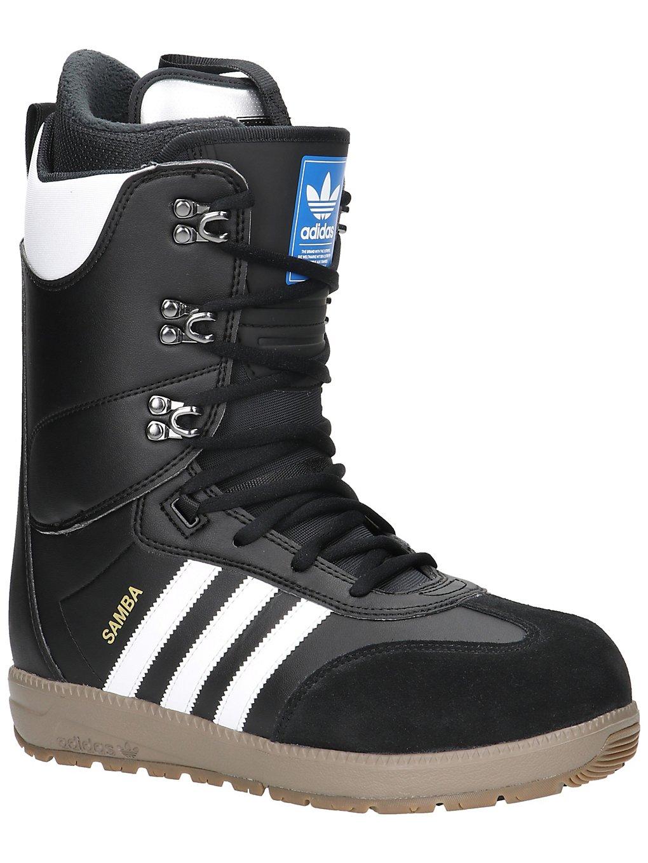 adidas Snowboarding Samba ADV 2019 black Herren