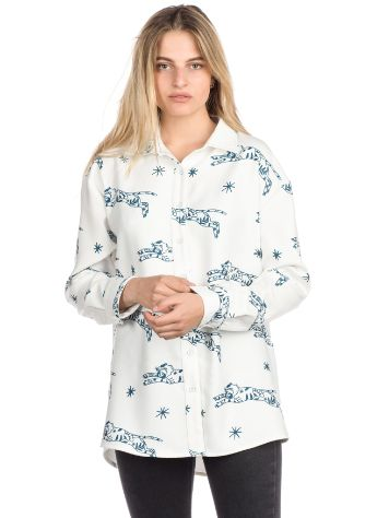 Plenty Abigail Button Down Shirt LS