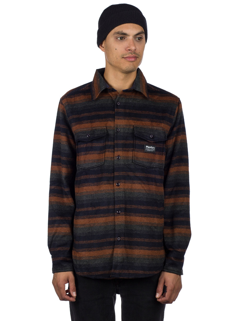 Damian Overshirt Jacket