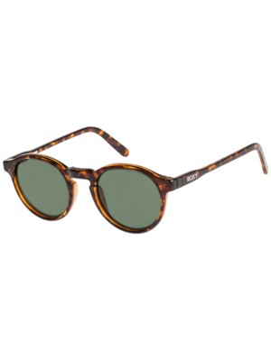 Roxy Sonnenbrille »Flume«, rot, Shiny gold/green