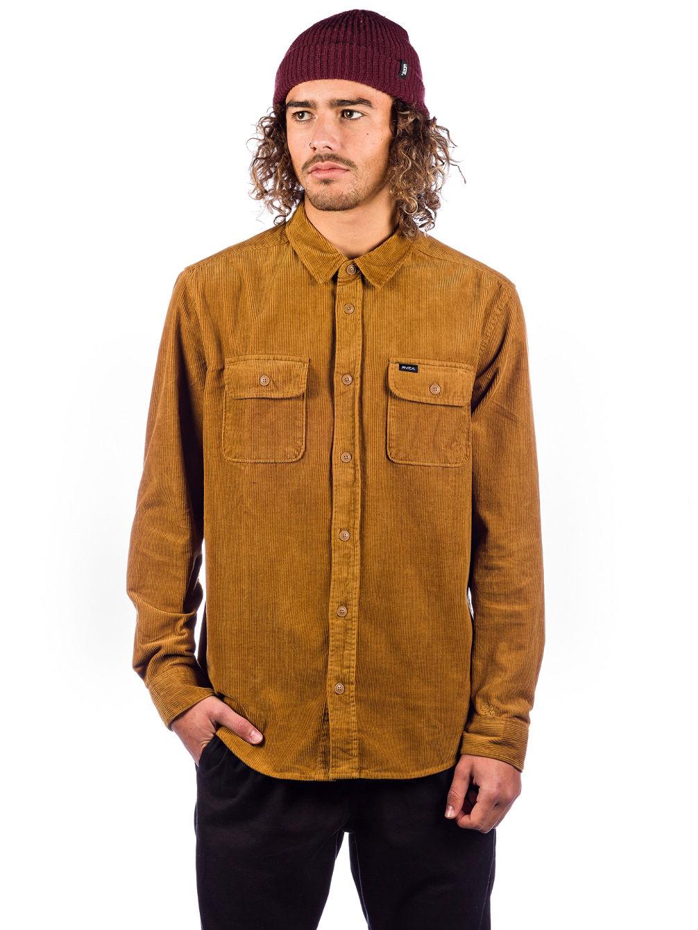 Campbell Cord Shirt LS