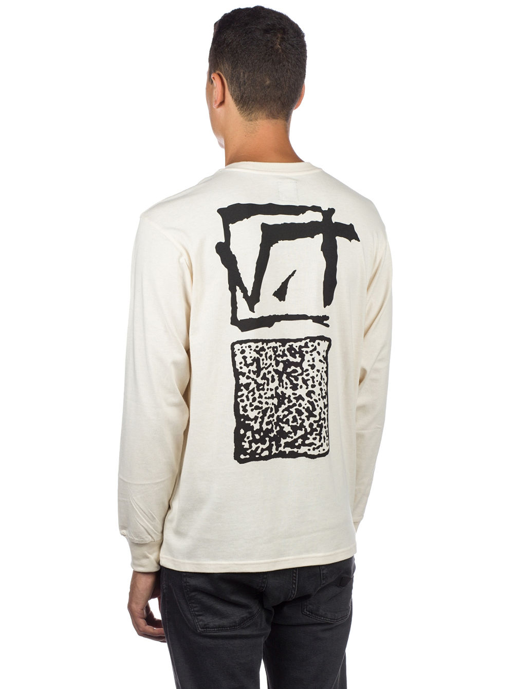 e66839a655d3 Buy Vans Square Root Long Sleeve T-Shirt online at Blue Tomato