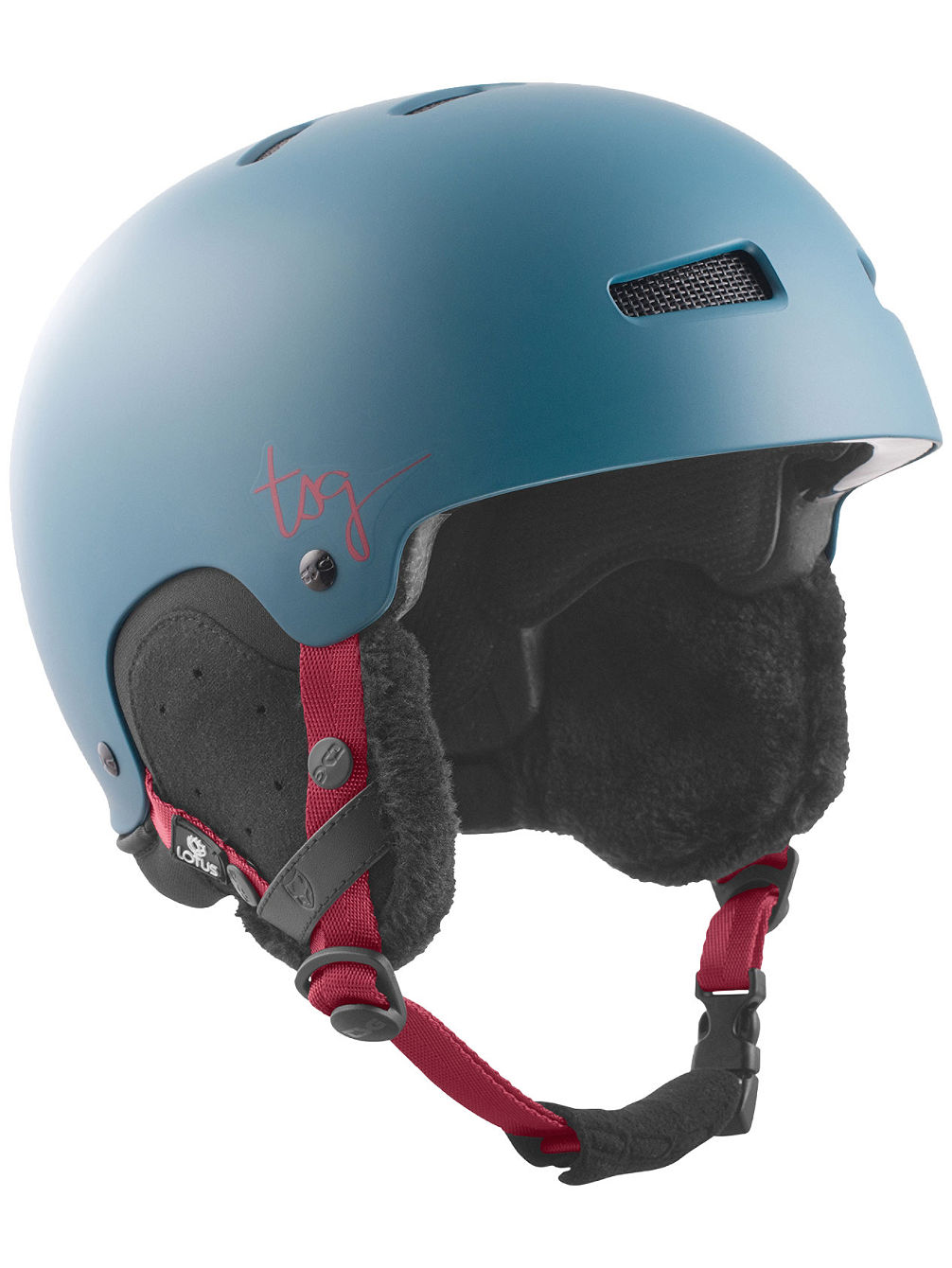 Lotus Solid Color Helmet