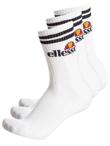 Ellesse Pullo 3Pk Socks