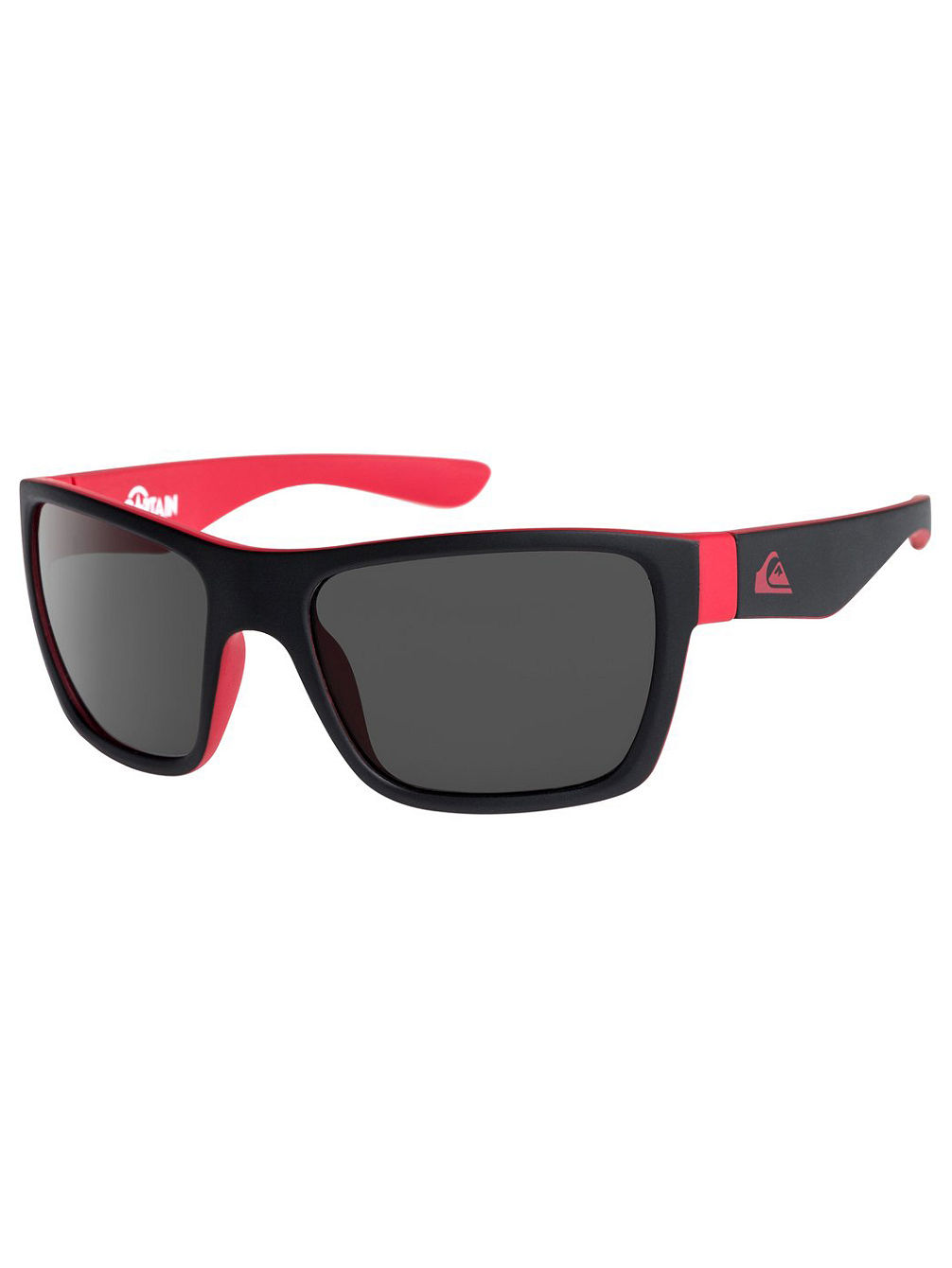 Captain Matte Black Red Youth