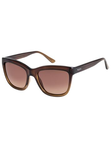Roxy Jane Shiny Crystal Brown Gradient Sonnenbrille
