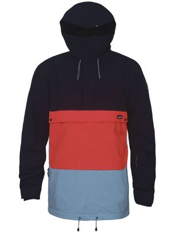 Planks Happy Days Pullover Anorak Jacket