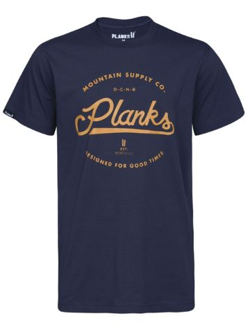 Planks Mountain Supply Co T-Shirt
