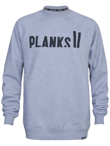 Planks Classic Crew Sweater