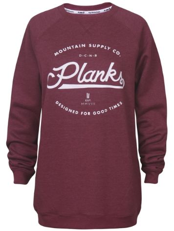 Planks Mountain Supply Co Crew Sweater