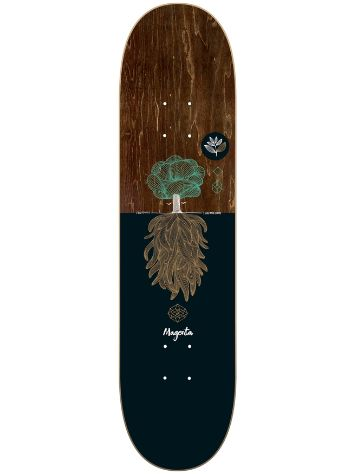 Magenta Day Tree Big 8.25'' Skate Deck