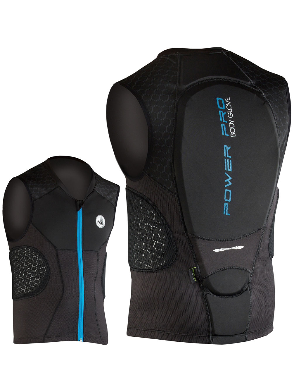 Power Pro Vest Men Rückenprotektor