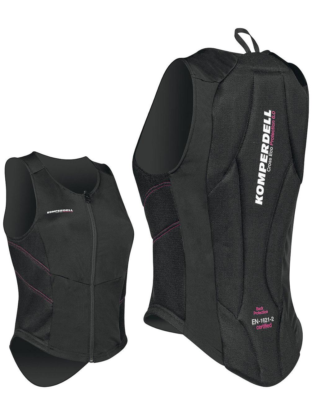 komperdell crosssuper eco with belt vest women. Black Bedroom Furniture Sets. Home Design Ideas