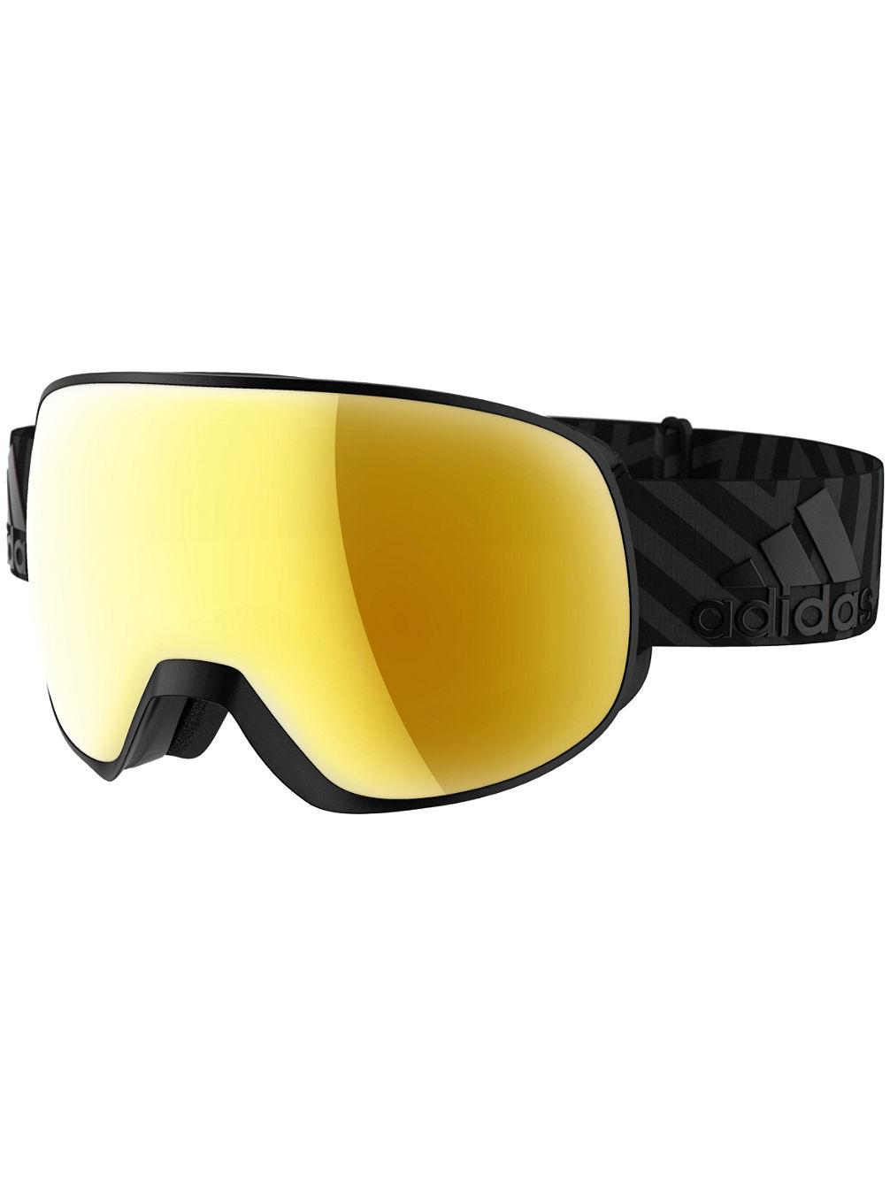 reputable site 395f7 1bfce adidas Sport progressor pro pack black matt Goggle