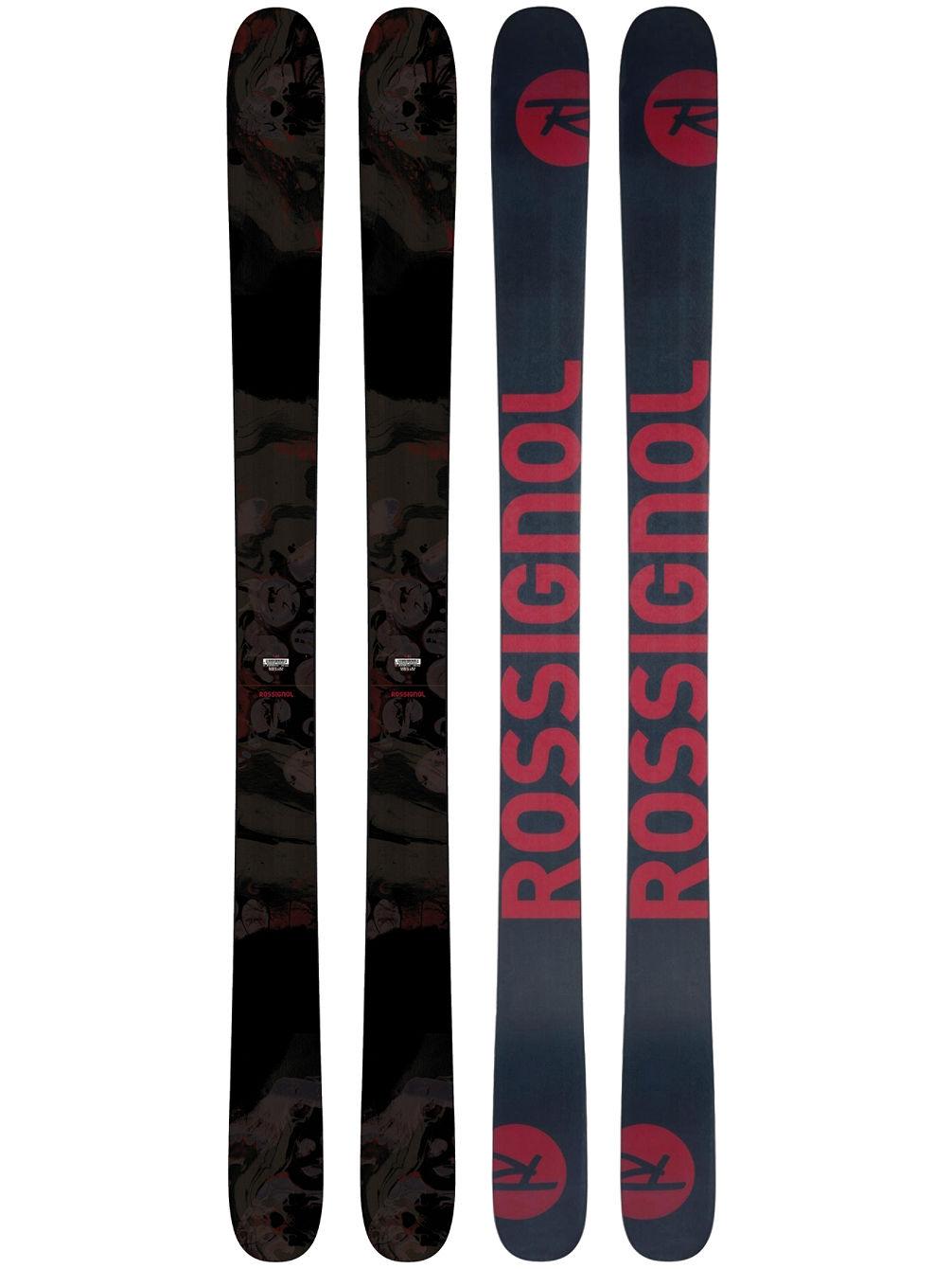 8e56f3e2b3f Rossignol Black Ops 118 176 2019 Ski online kopen bij Blue Tomato