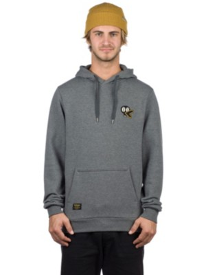 The Dudes Duck Hoodie charcoal grey Gr. M