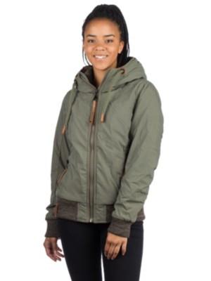 Naketano Echte Lutschkultur Jacket olive Gr. XL