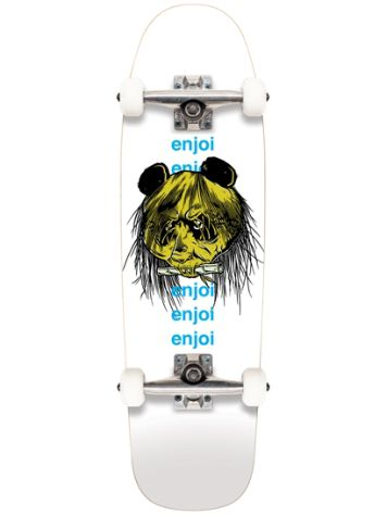 "Enjoi 80's Head 8.0"" x 28"" Cruiser Complete"