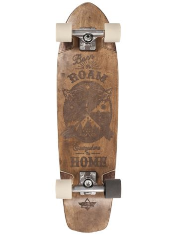 "Dusters Roam 8.25"" x 31"" Cruiser complete"