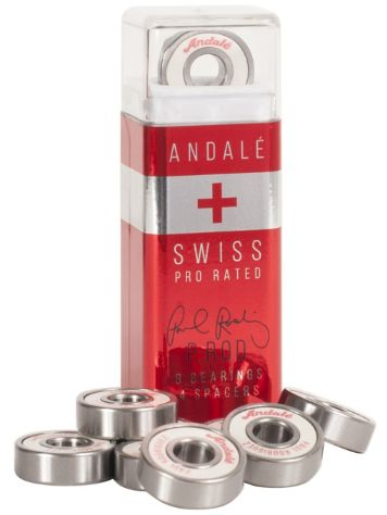 Andale Bearings Paul Rodriguez Swiss Rodamientos
