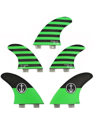 Captain Fin CF-Medium TT 5 Fin