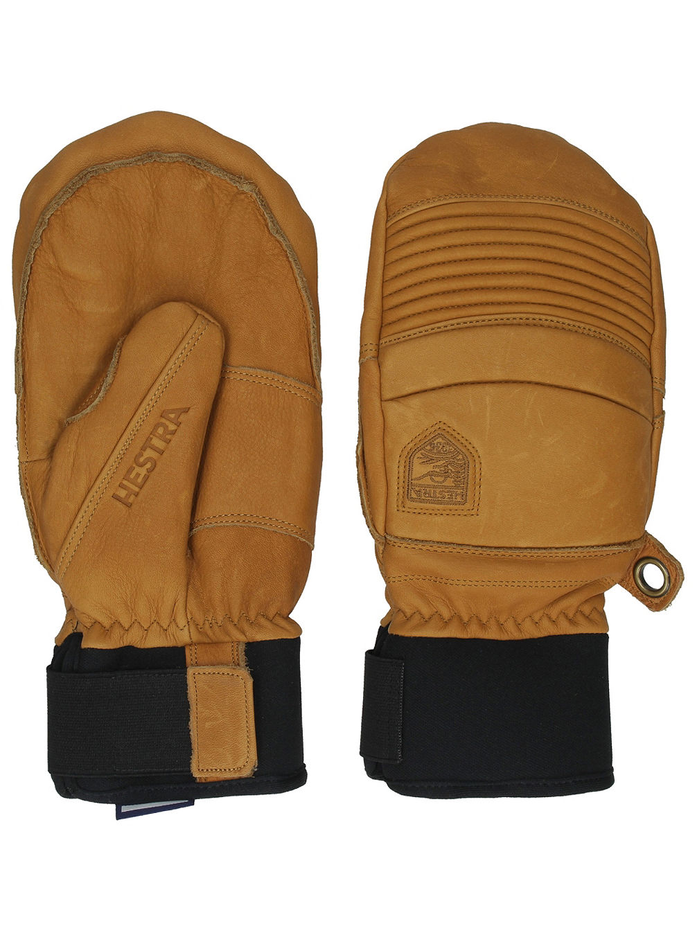 Leather Fall Line Mittens