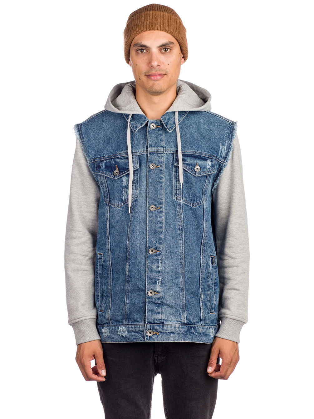 Sidecar Denim Jacke