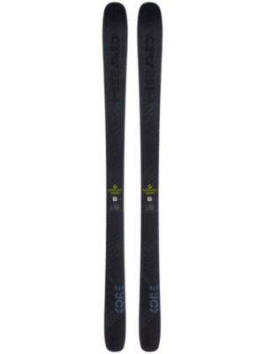 Image of Head (Anthrazit 189 Länge in cm ) / Skiausrüstung (Anthrazit / 189) - Skiausrüstung