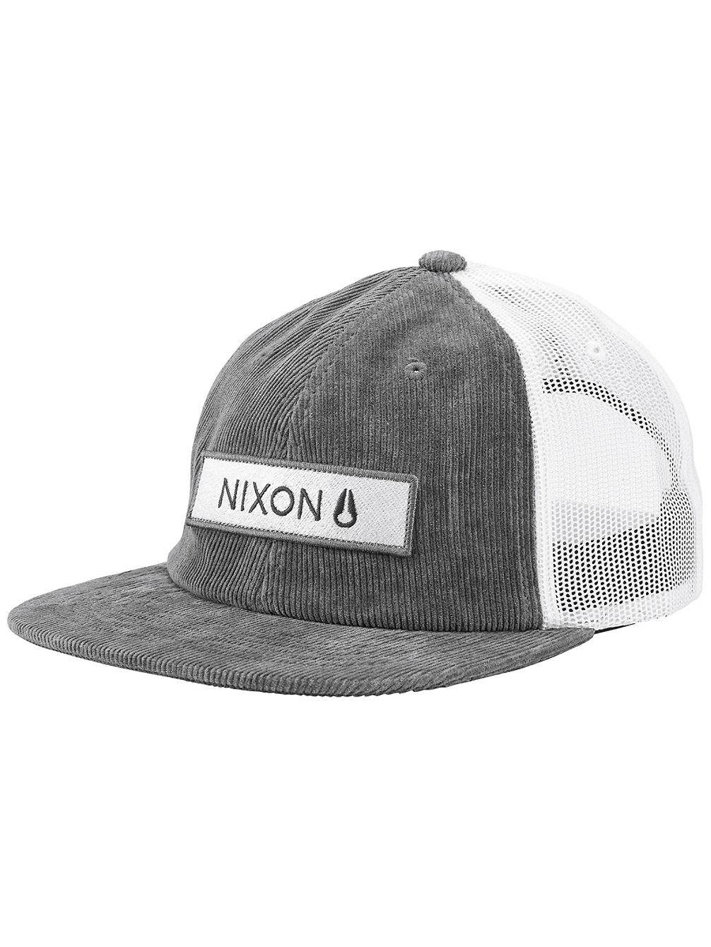 d9c54392e9c67 Buy Nixon Goleta Trucker Cap online at Blue Tomato
