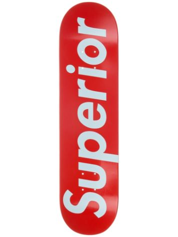 "Superior Supreme Knockoff 8.0"" Skateboard Deck"
