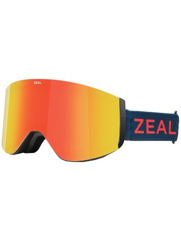 Zeal Optics Hatchet Americana (+Bonus Lens) Maschera