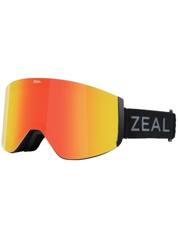 Zeal Optics Hatchet Dark Night (+Bonus Lens) Goggle